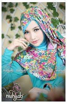 Desain Hijab Modern Trendy Masa Kini Terbaru