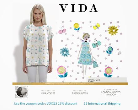 Spring Girl at Vida