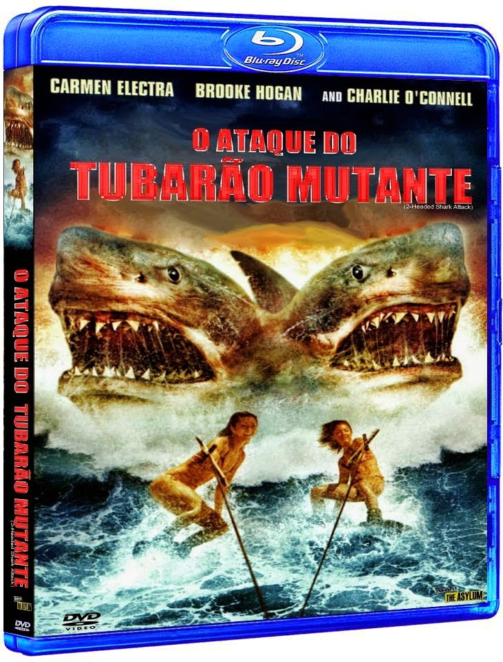 Ataque do Tubarão Mutante – Dublado Torrent