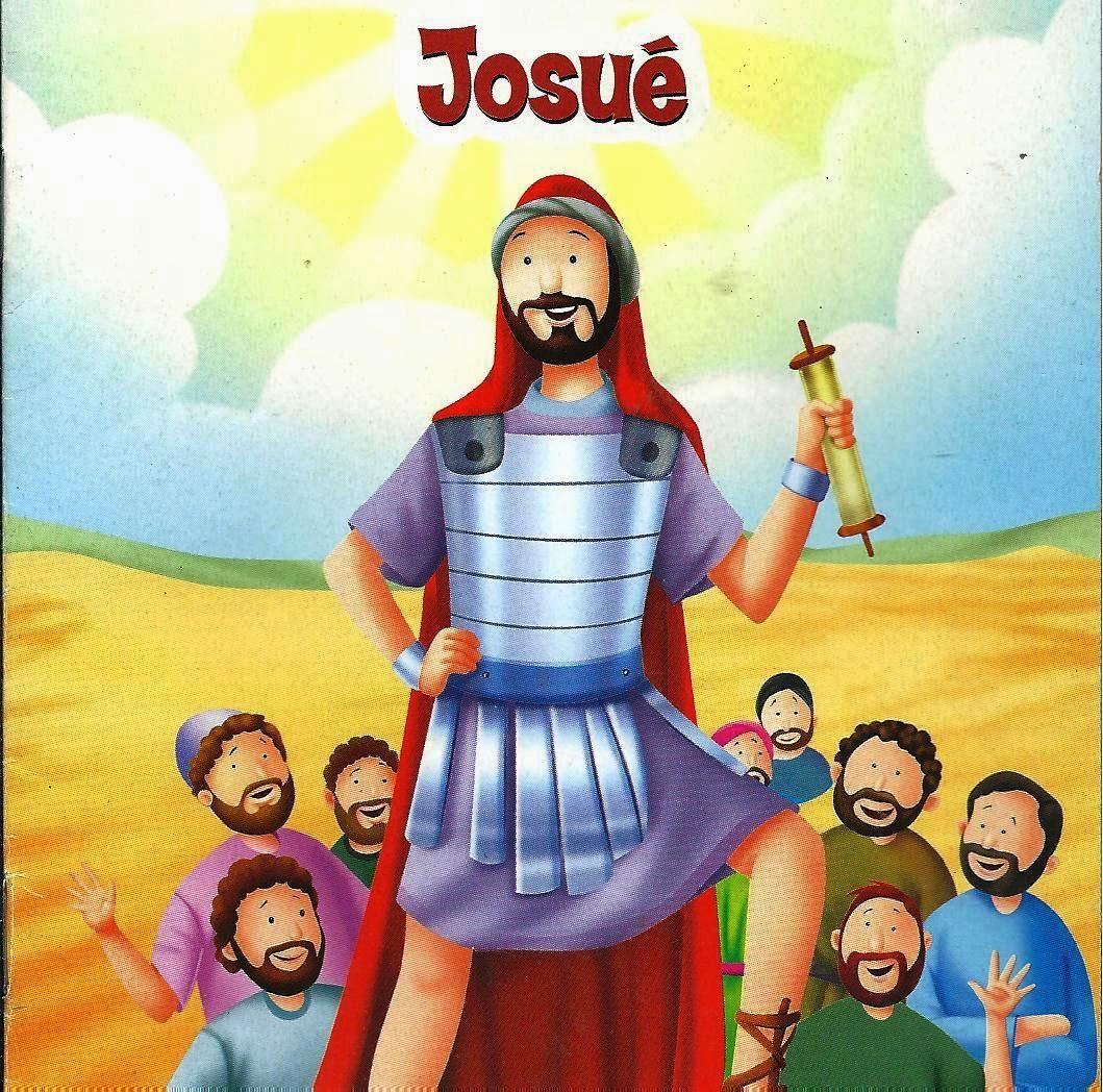 tia lu e os amiguinhos de jesus josué história bíblica