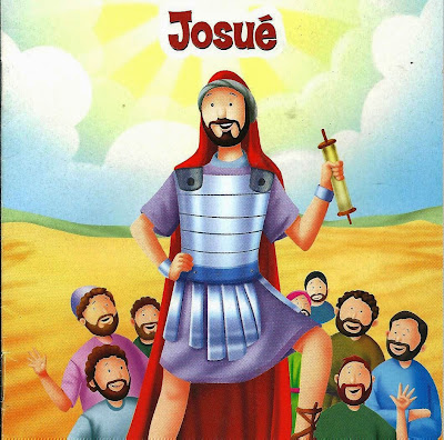 Josué -História Bíblica para Crianças