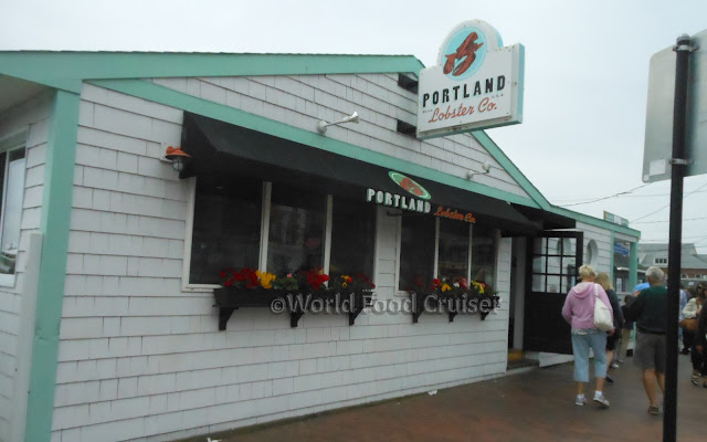 Portland Lobster Co. - Portland, ME