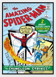 Free Amazing Spider-Man #1 Digital Comic Book