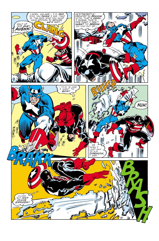 Captain America (1968) Issue #350 #282 - English 30