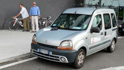 Milan Airport Car Rental Return