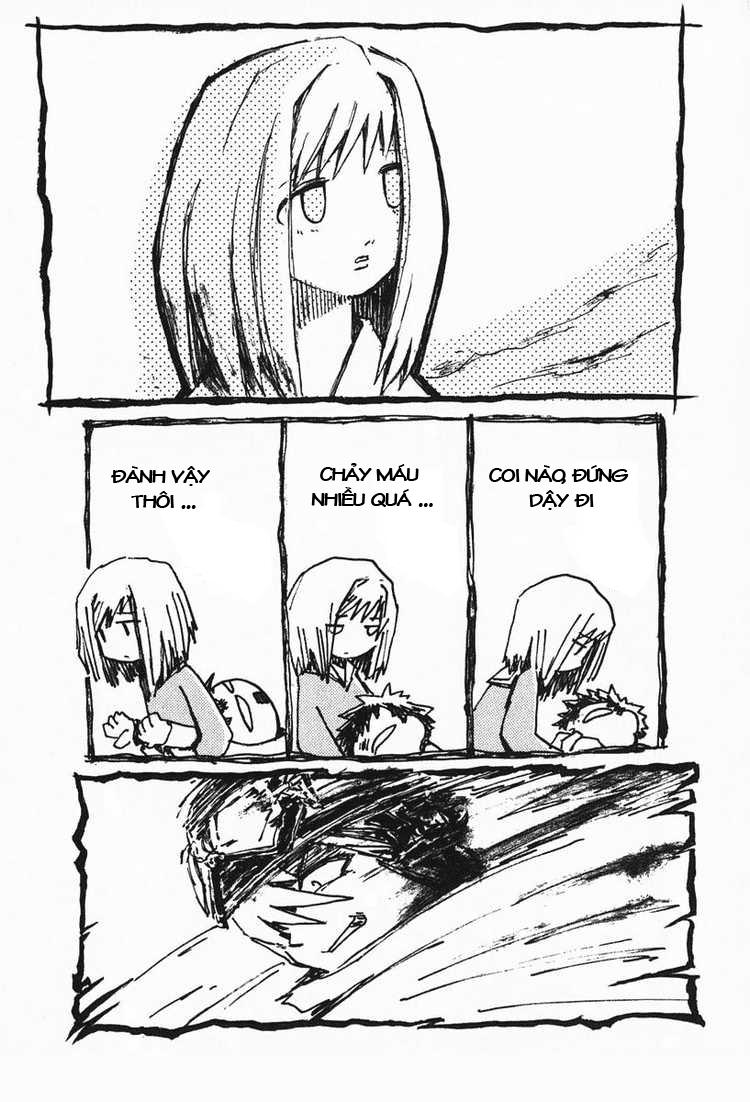 Furi Kuri chap 1 - Trang 11
