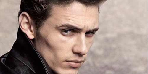 James Franco en James Dean, the movie