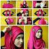 Hijab moderne - Hijab tutorial francais