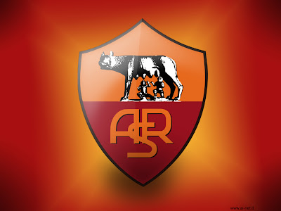 AS Roma Mascot