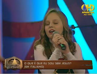 Gruppo Italianai in Brasile na TV