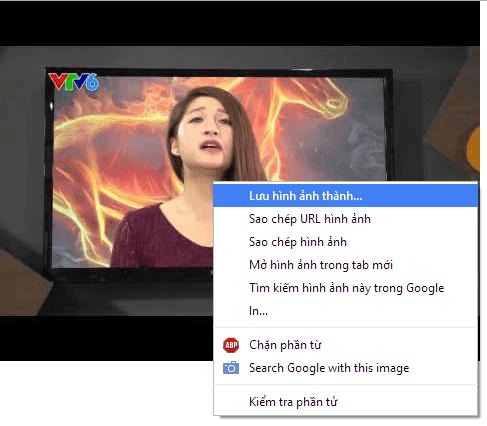 Cách tải về hình ảnh thu nhỏ trong video youtube