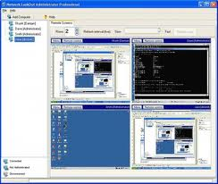 Free Download Network LookOut Administrator Pro 3.8.7 with Serial Key Full Version