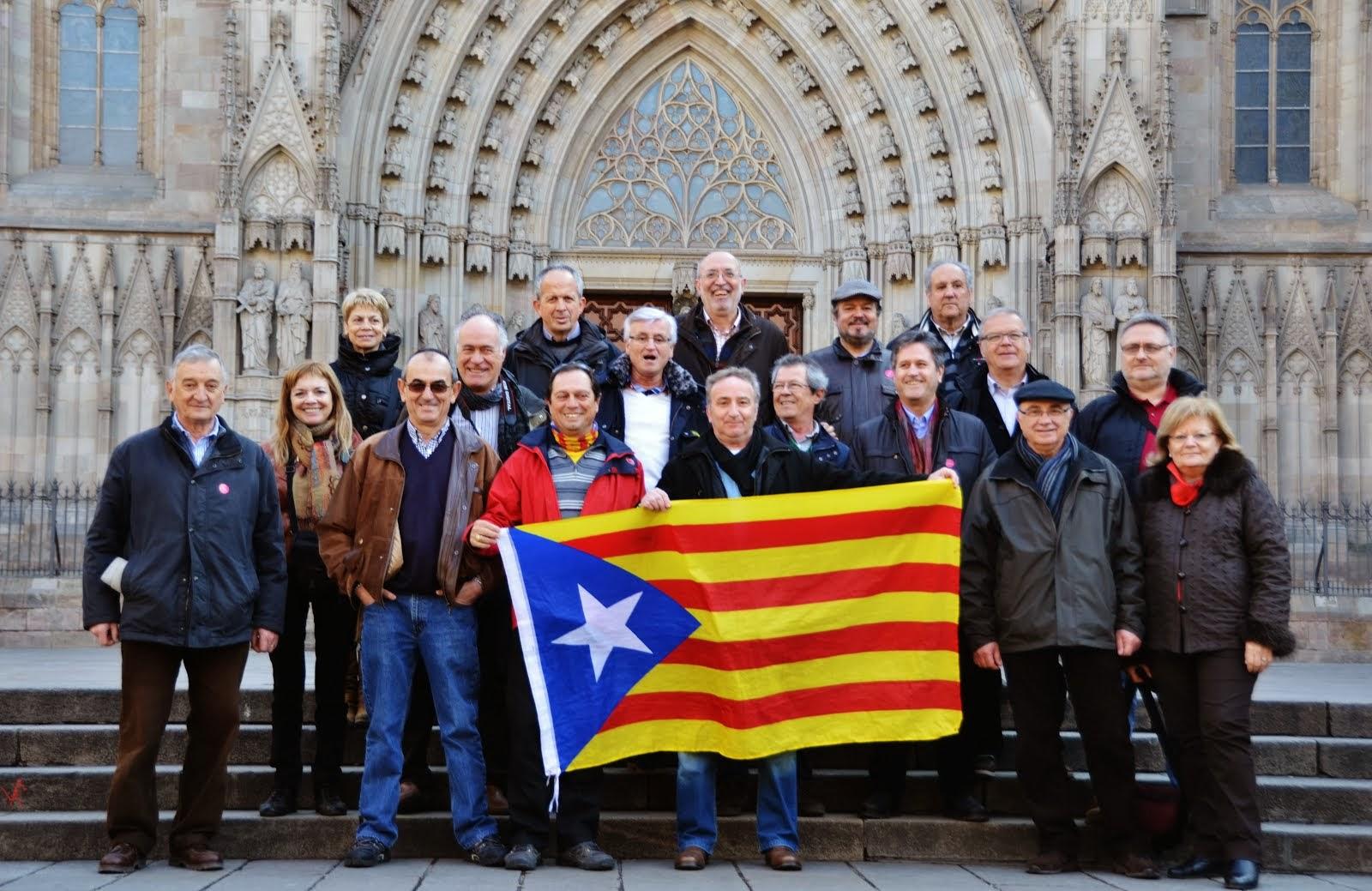 23-1-14 Barcelona i Castelldefels