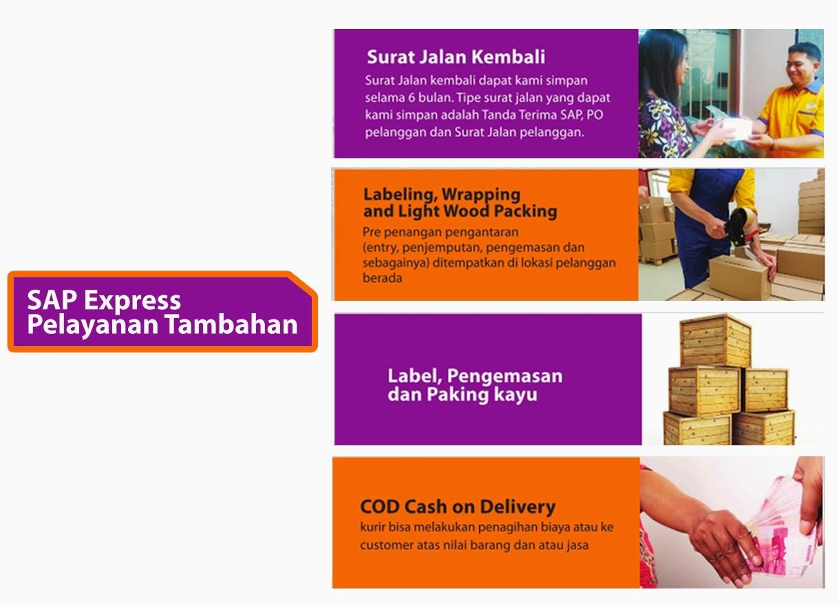 Siapa Saja Pasar Logistik Bagi Konter Retail SAP Express