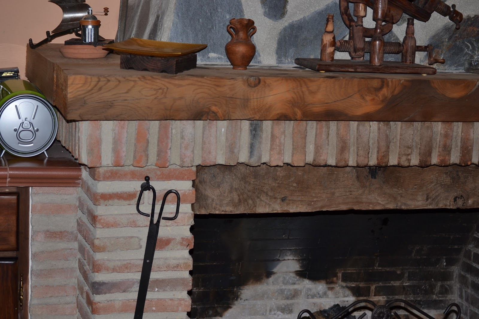 Artesan a r stica en madera y decoraci n de casas rurales - Decoracion en madera rustica ...