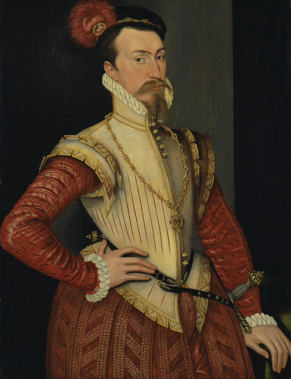 1st Earl of Leicester