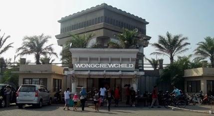 lokasi monumen slg simpang lima gumul kediri