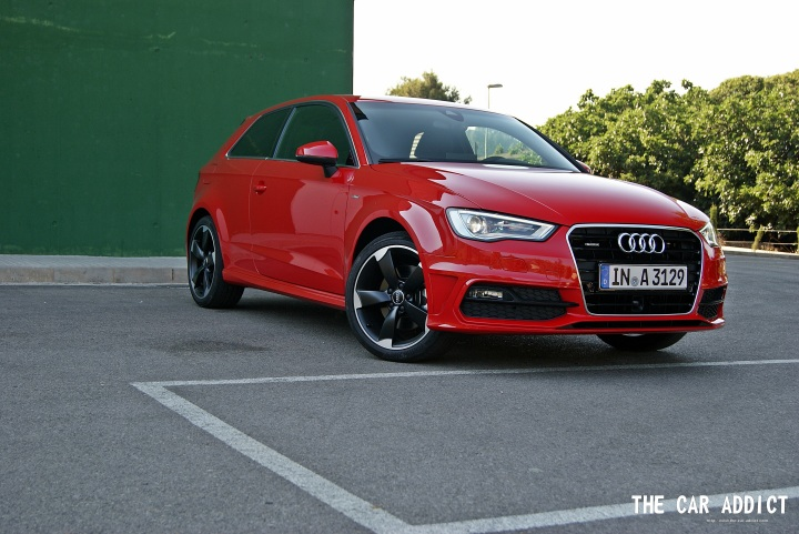 Driving the new Audi A3 #a3mallorca ~ The Car Addict Autoblog