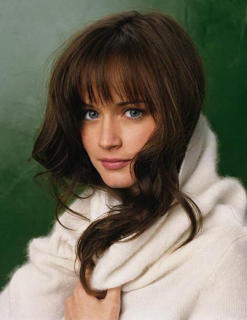Alexis Bledel Hairstyle 25