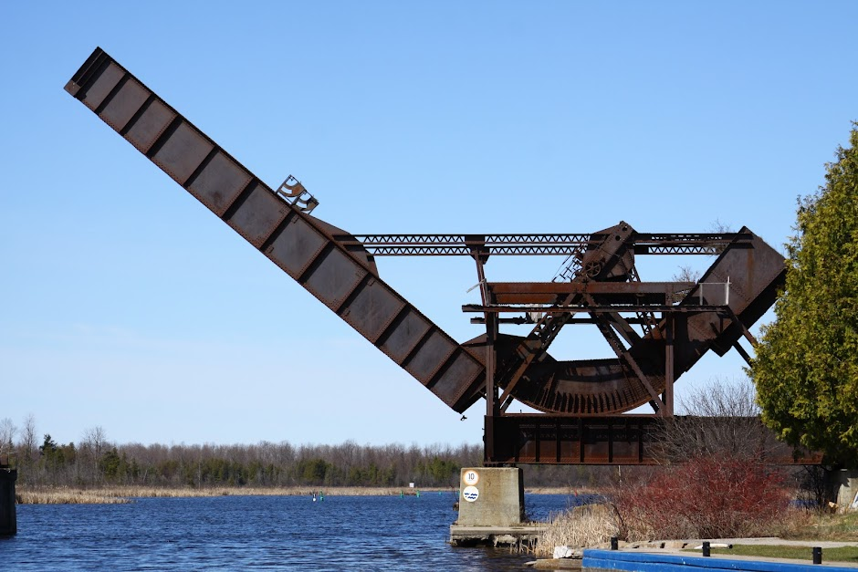 Peter 39 S Photo Acoustic Alchemy Lockstation Bascule Bridge Rideau River
