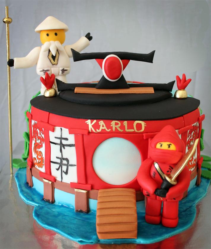 delanas cakes lego ninjago cake