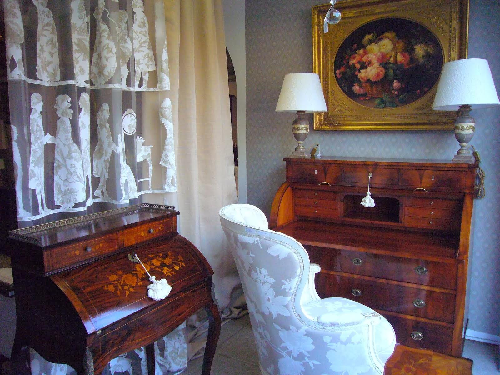 Il blog di antichita 39 bellini quiete e intimita 39 la casa di greta - Mobili biedermeier ...