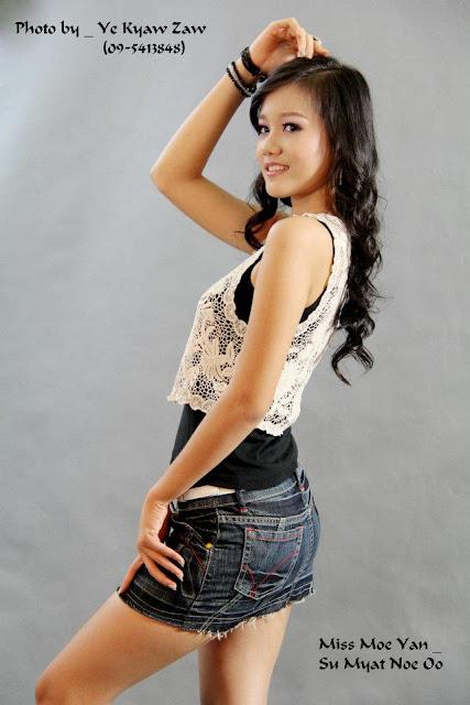 miss moe yan hsu myat noe oo