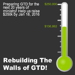 14 Month Funding Drive as of 2/28/2015