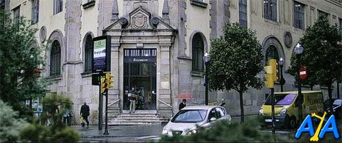 The frost la escarcha ferran aud as ye asturias for Oficina de correos gijon