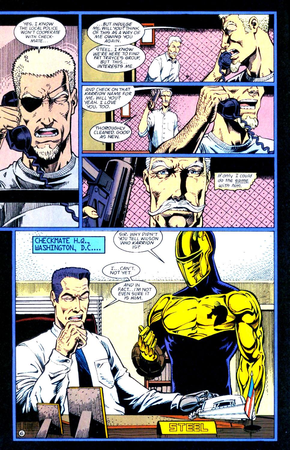 Deathstroke (1991) Issue #56 #61 - English 7