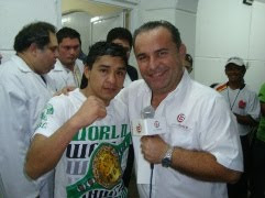 Pelea Gilberto Keb Polifrum 2011