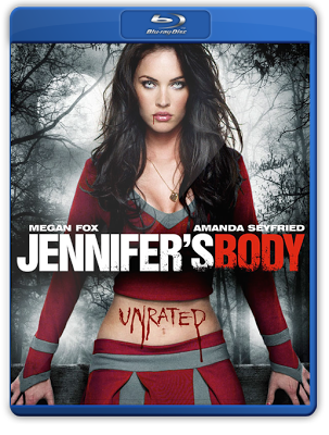 Jennifer's Body Bluray