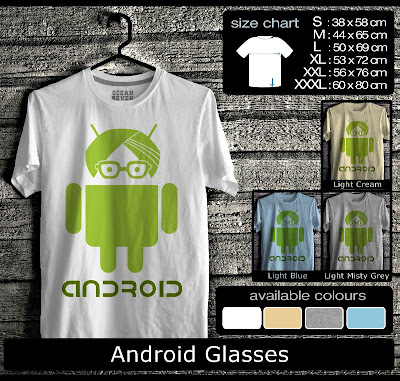 kaos distro android glasses
