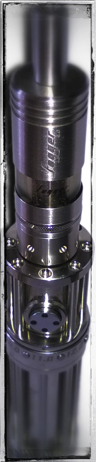 Fogger V4 sur Innokin 134