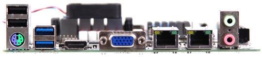 GIADA N70E-DR Server Motherboard