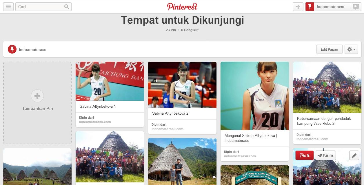 Meningkatkan Jumlah Penjung Blog Dengan Pinterest 5