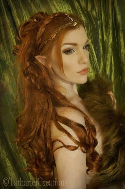 Beautiful Elf of the woods!