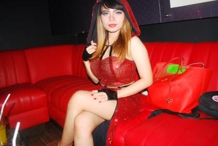 DJ Dinar Candy Gebrak S-Lounge