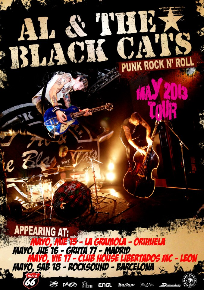The Rockabilly/Psychobilly Topic Al+&+the+Black+Cats