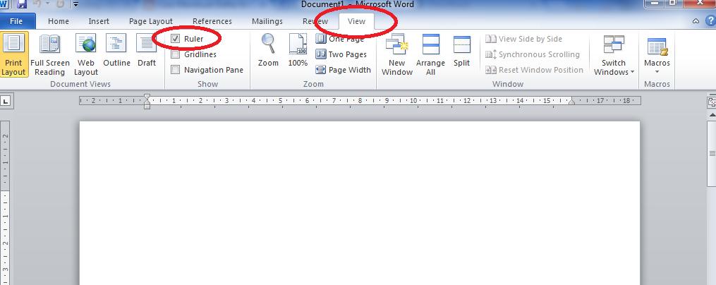 Cara Membuat Daftar Isi di Microsoft Word dengan Titik