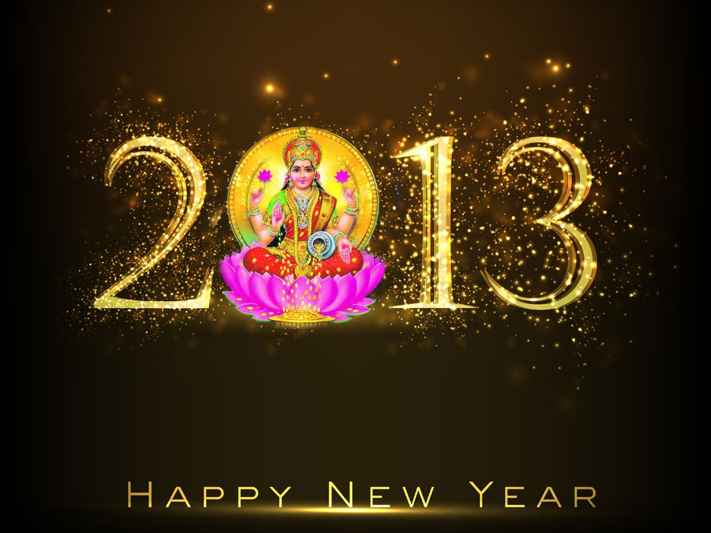 Wallpapers And SMS: Happy New Year 2013 - Wallpapers