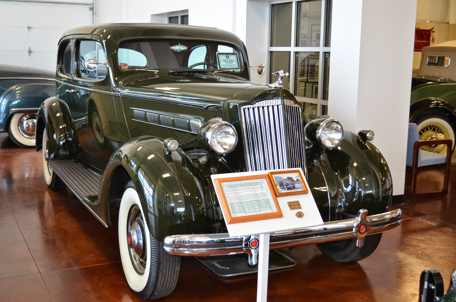 Turnerbudds Car Blog: Swope\'s Cars of Yesteryear Museum