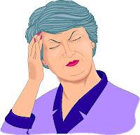 Gambar Sakit Kepala