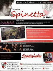 Homenaje a Spinetta en River