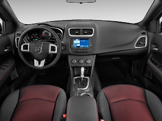 2013 Dodge Avenger Review and Pictures Interior