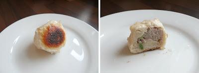 non-stick saute pan, Gastrolux non-stick pan, fried buns