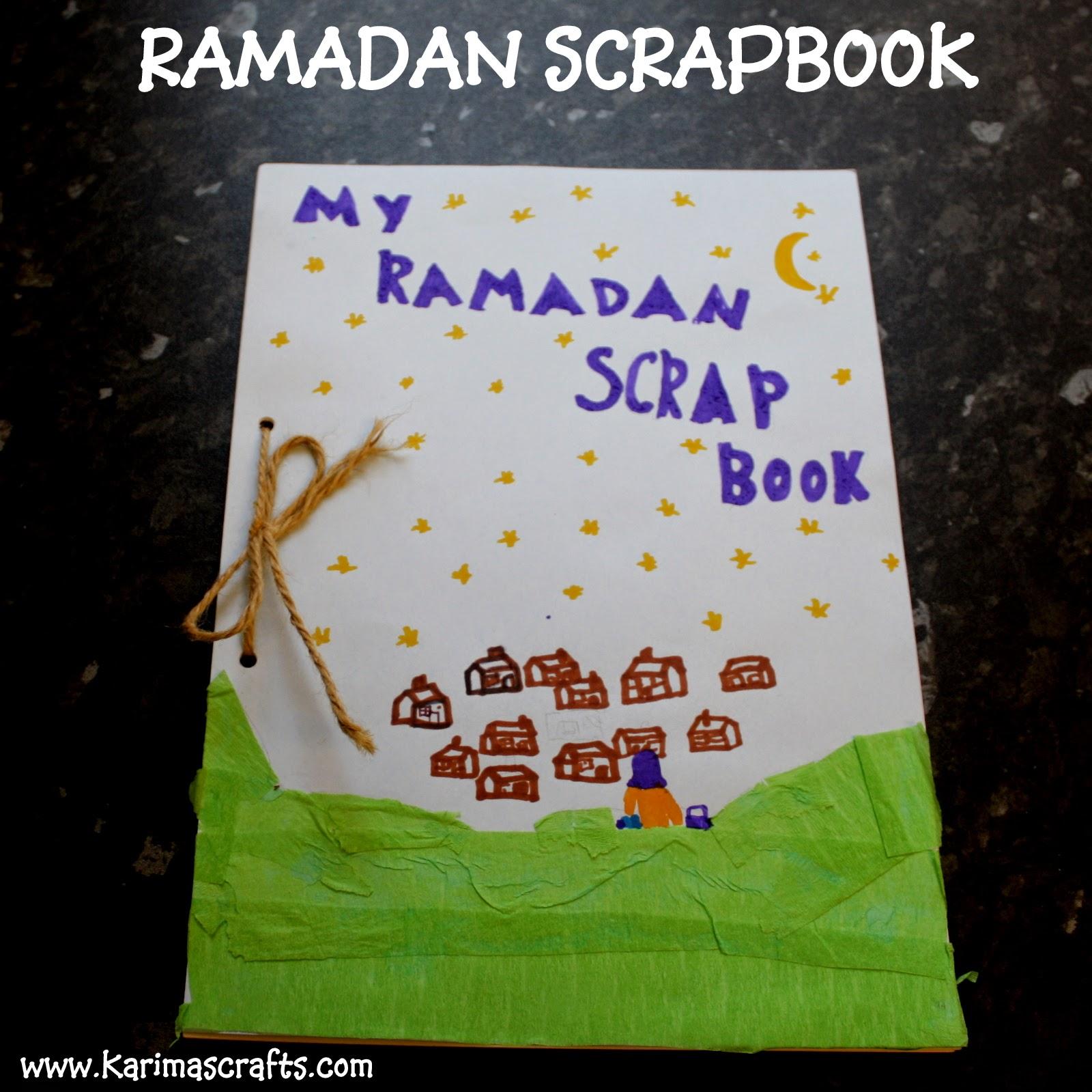 How to delete scrapbook photos google+ - Ramadan Scrapbook Tutorial