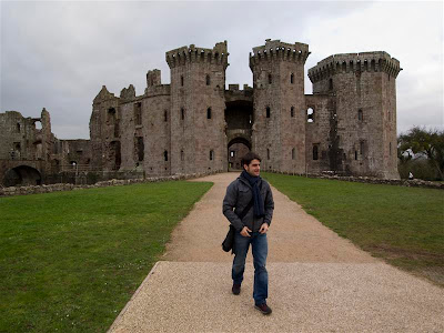 Castillo de Raglan