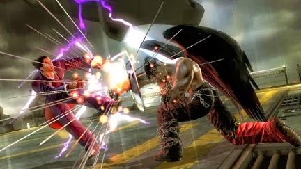 Download Tekken 6 PSP