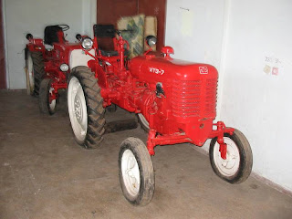 Описание трактора ХТЗ-7